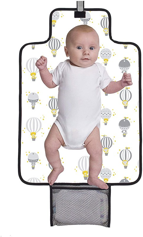 Baby Polar Go Anywhere Changing Mat.