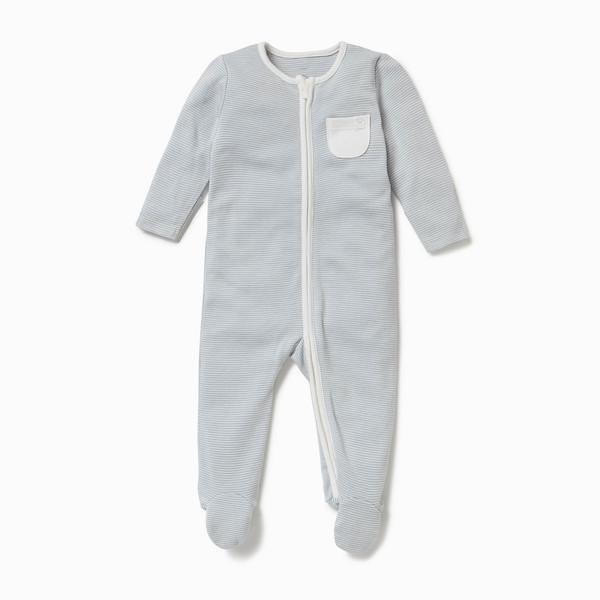 Zip-Up Sleepsuit.