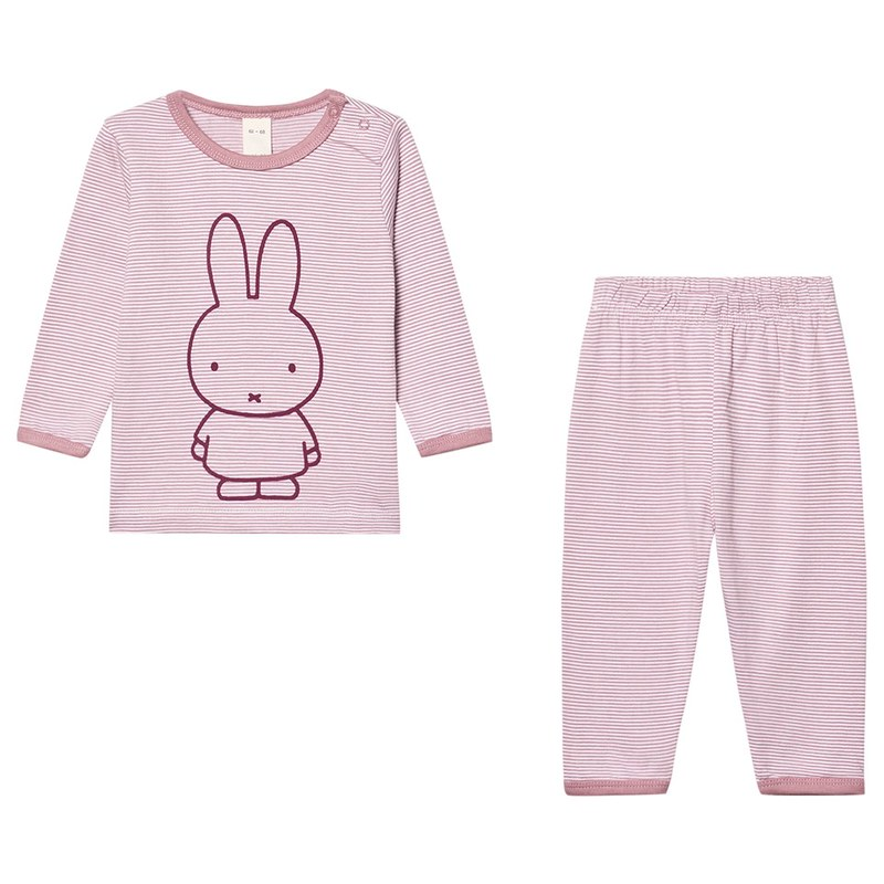 Pink Miffy Pyjama Set.