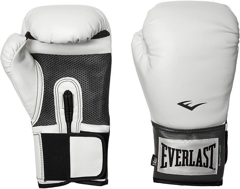 Everlast 8oz Training Gloves.