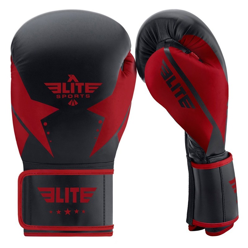 Elite Sports Boxing Gloves.