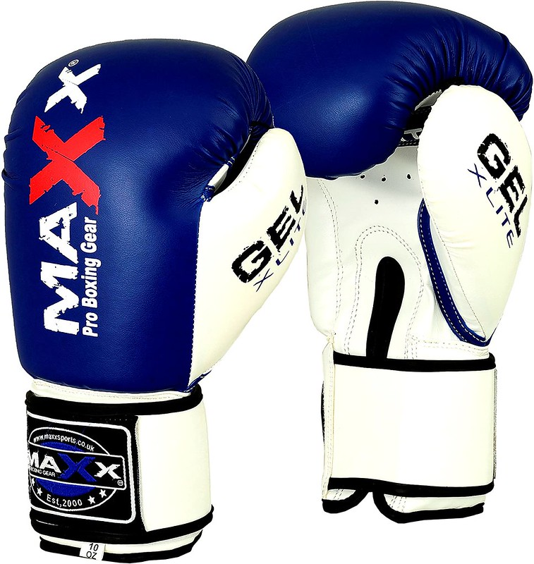 Maxx Junior Boxing Gloves.