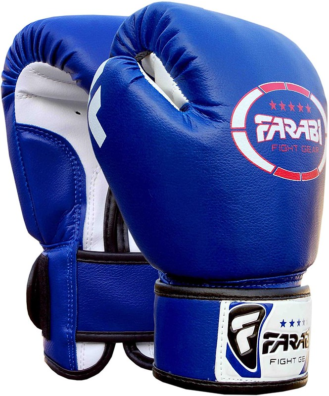 Farabi Kids Junior Boxing Gloves.