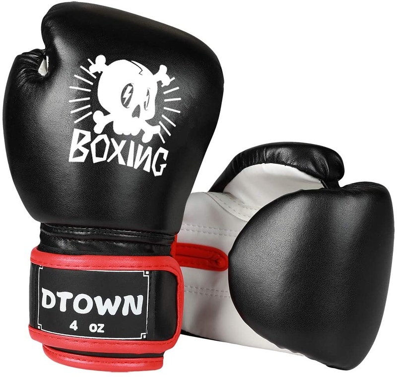 Dtown Boxing Gloves.