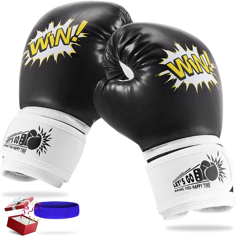 LetsGo Toyz Boxing Gloves.