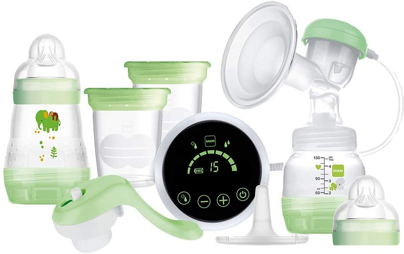 Mam 2-in 1 Single Electric Breast Pump