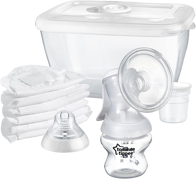 Tommee Tippee Manual Breast Pump.