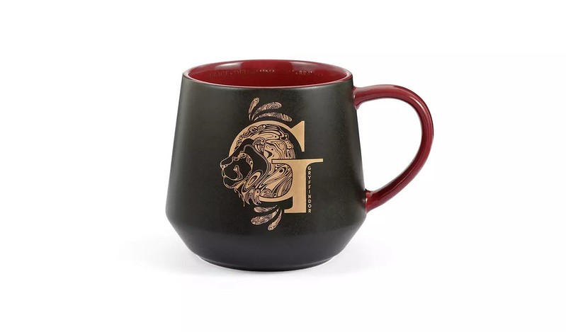 Harry Potter Gryffindor Crest Mug.