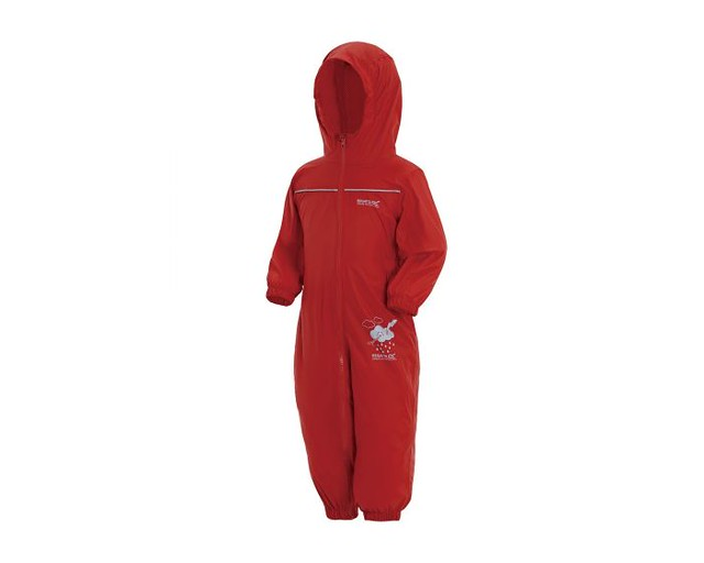 Kids' Puddle IV Breathable Waterproof Puddle Suit.