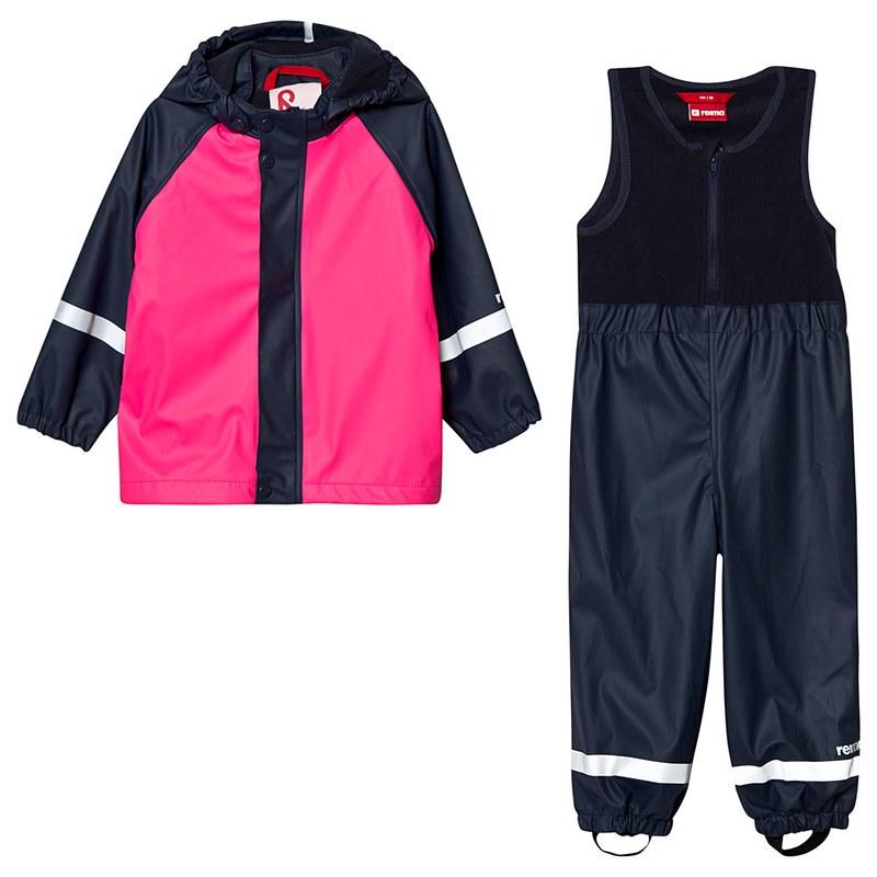 Candy Pink Joki Rain Outfit.
