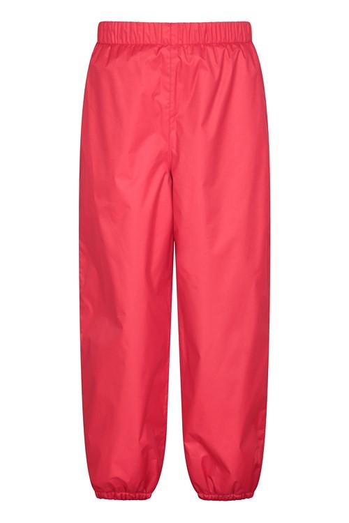 Waterproof Fleece Lined Kids Trousers.