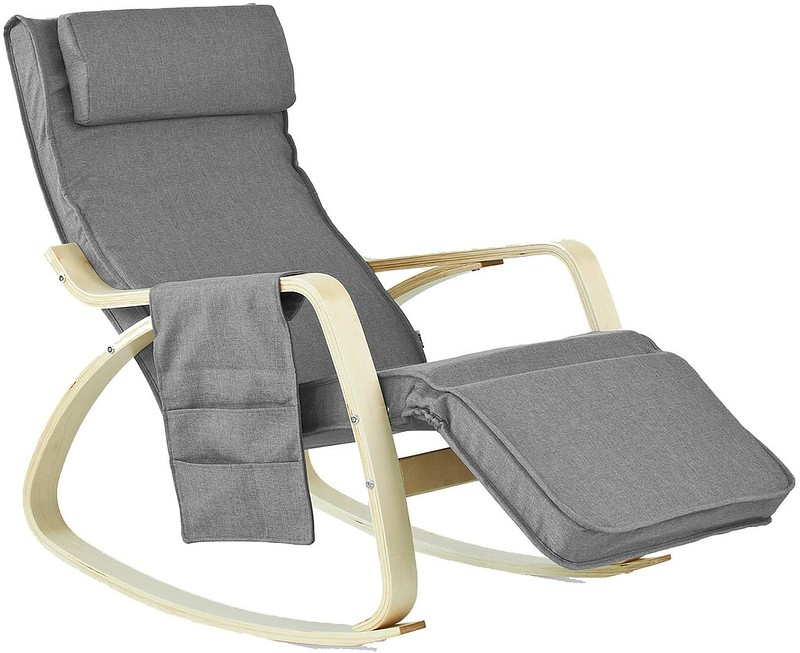 SOBUY New Relax Rocking Chair.