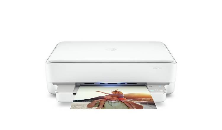 HP Envy 6022 Wireless Inkjet Printer.