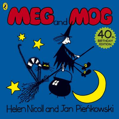 Meg and Mog by Helen Nicoll.