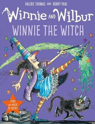Winnie and Wilbur: Winnie The Witch.