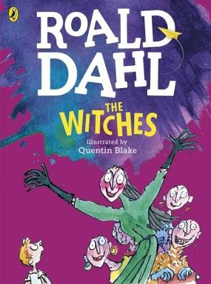 The Witches by Roald Dahl.