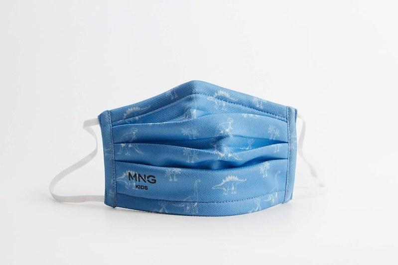 Mango Kids Reusable Face Mask.