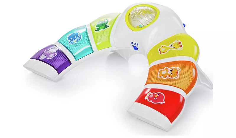 Glow & Discover Light Bar™ Activity Station.