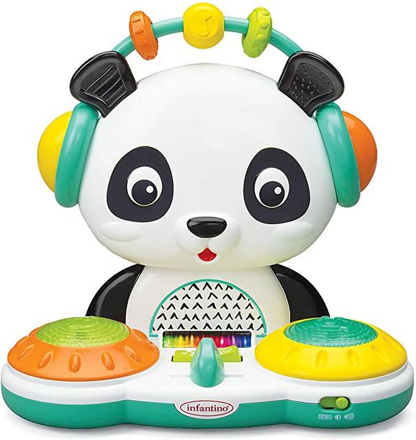 Infantino Spin & Slide DJ Panda.