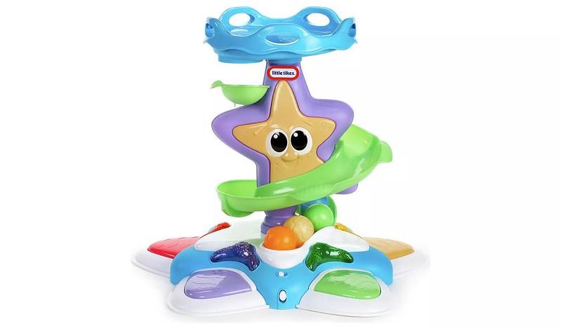 Little Tikes Little Ocean Explorer's Stand n Dance Starfish.
