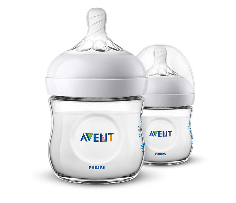 Philips Avent Natural Baby Bottle.