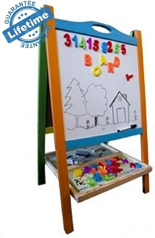 Elk & Bear Art Easel For Kids.