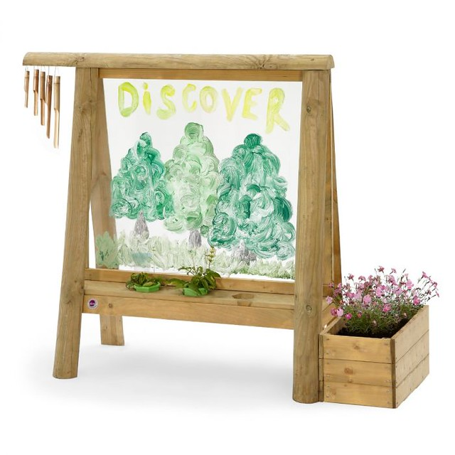 Plum Discovery Create and Paint Easel.