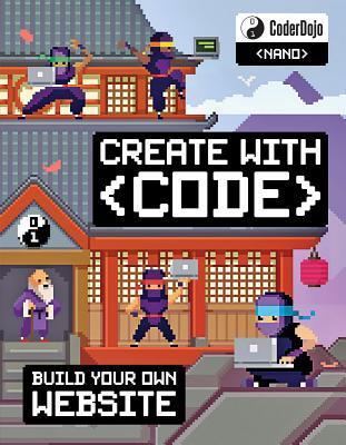CoderDojo Nano: Building a Website: Create with Code.