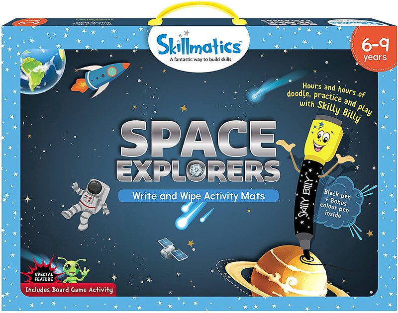 Skillmatics Space Explorers.