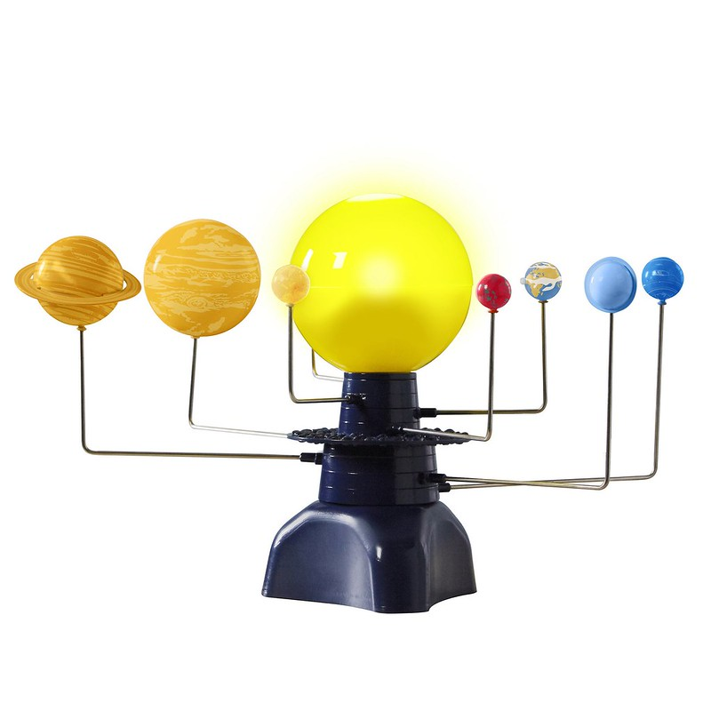 GeoSafari Motorised Solar System.