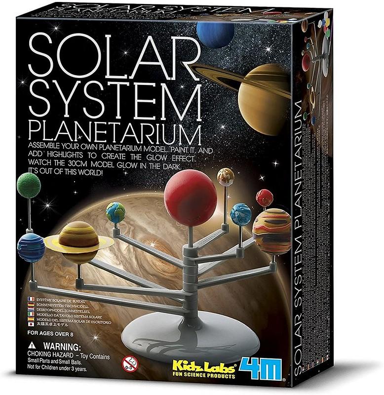 4M Kidz Labs Solar System Planetarium Model.