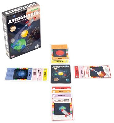 Astronauts- Wildcards Ultimate Space Game.