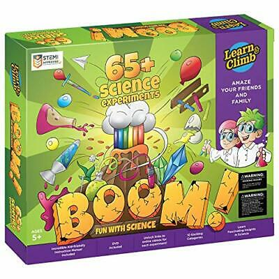 BOOM! Fun With Science Kids' Science Kit.