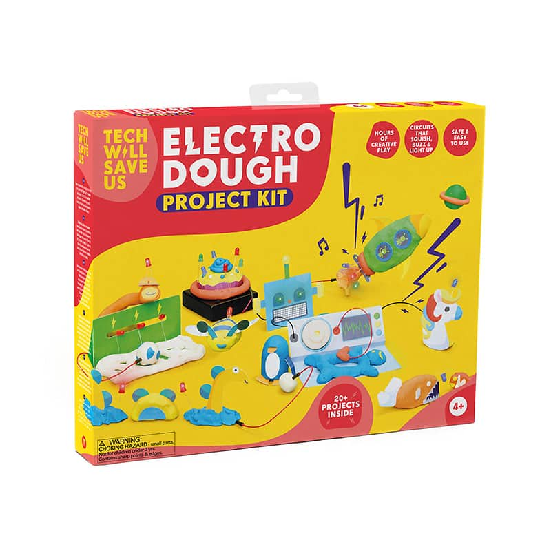 Electro Dough Story Kit.