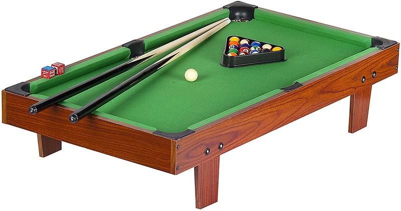 Leomark Portable Pool Table.