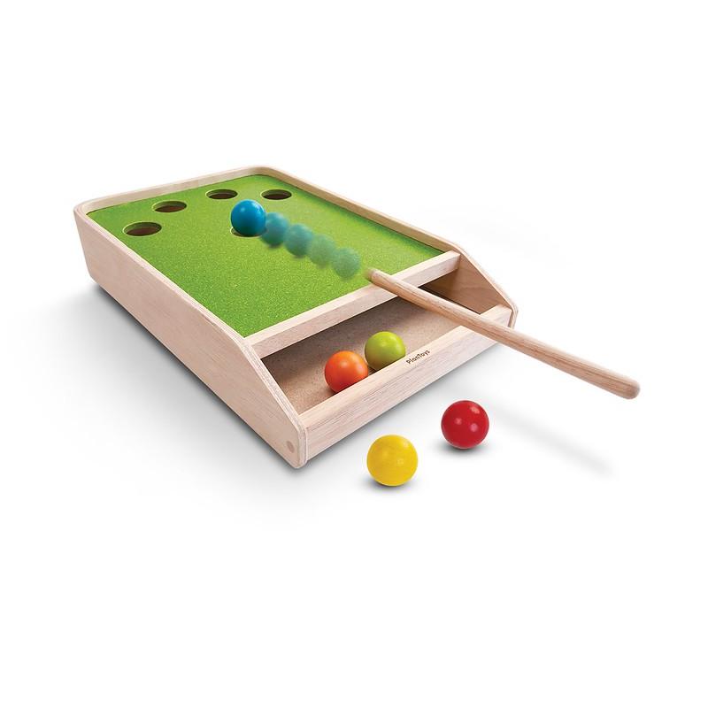 Plan Toys Ball Shoot Board Game.