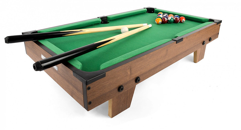 Power Play Table Top Pool Table.