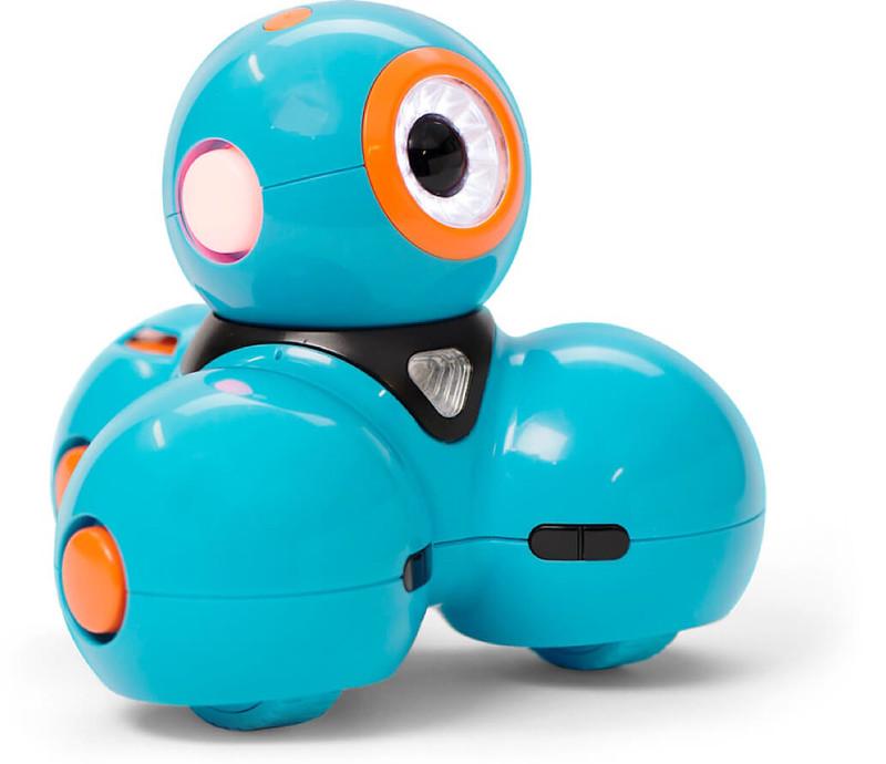 Wonder Workshop Dash Coding Robot.
