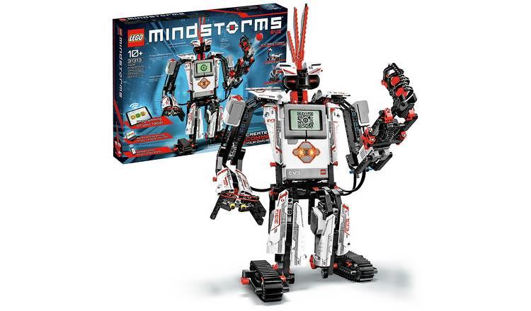 LEGO MINDSTORMS EV3 Toy Robot Building Kit.