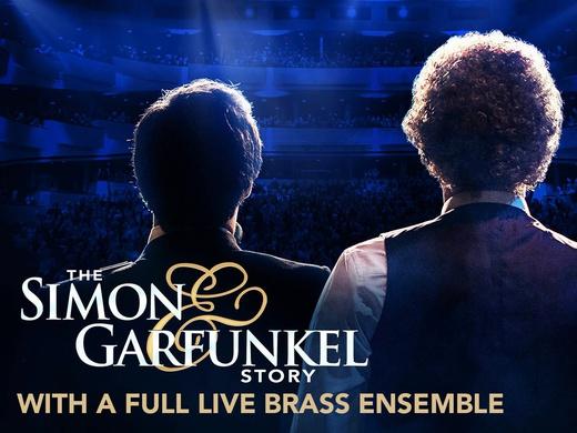 Promo image for The Simon & Garfunkel Story show at Cambridge Theatre.