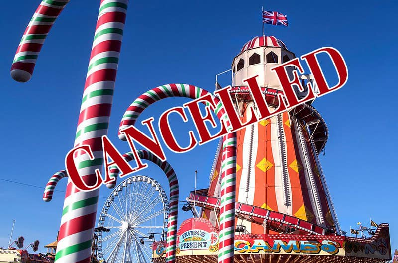 Winter Wonderland cancelled.
