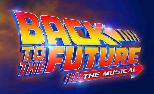 Promo poster for Back To The Future The Musical.