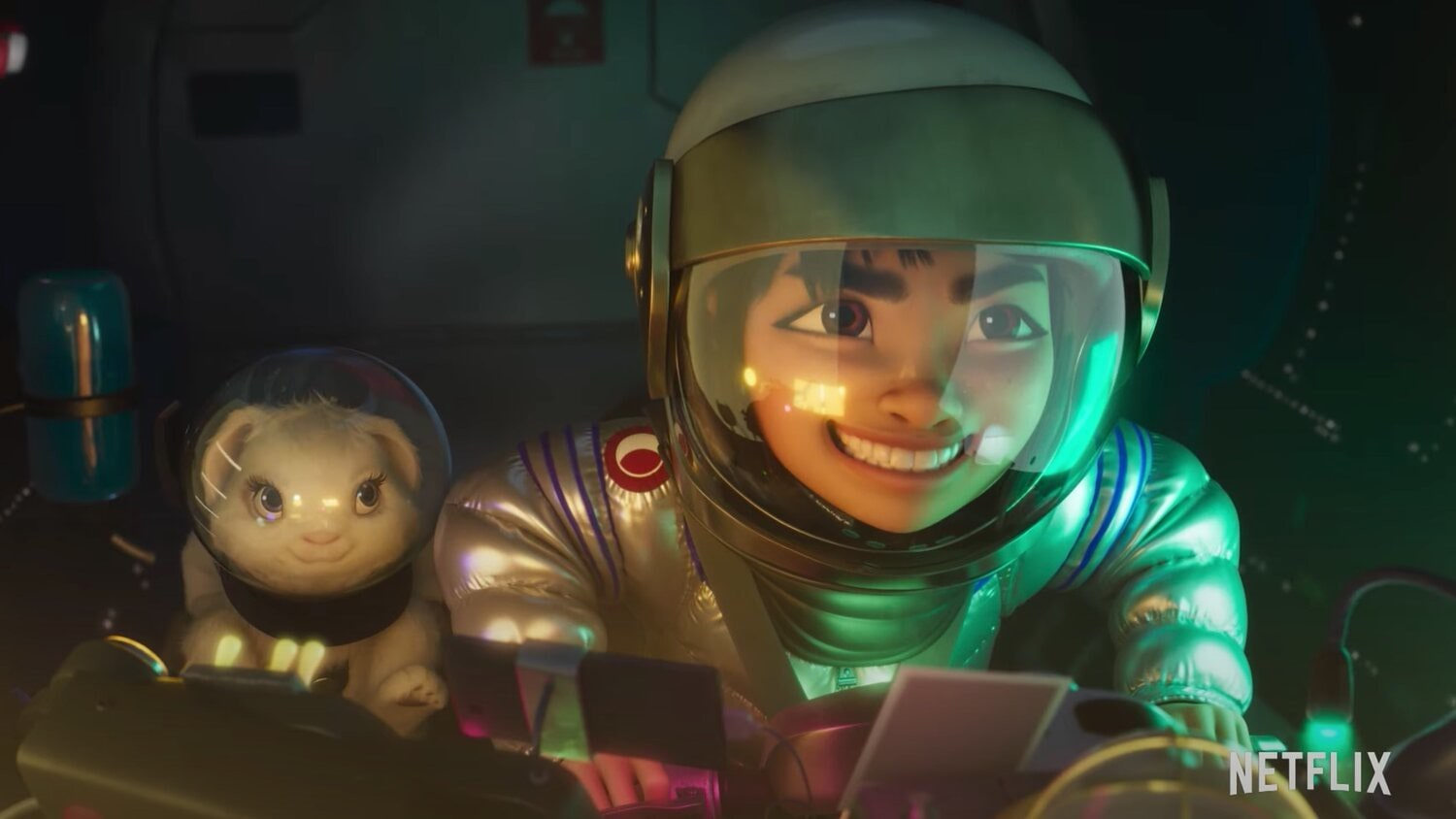 Still from Over the Moon on Netflix.