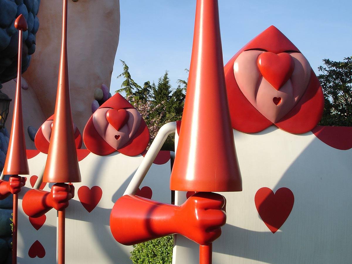 DIY Alice In Wonderland Card Soldiers by Kidadl With Alice In Wonderland Card Soldiers Template
