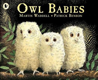 Owl Babies by Martin Waddell.