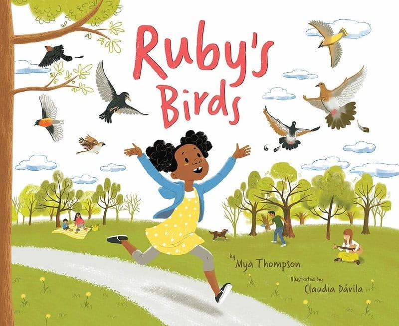Ruby's Birds by Mya Thompson.