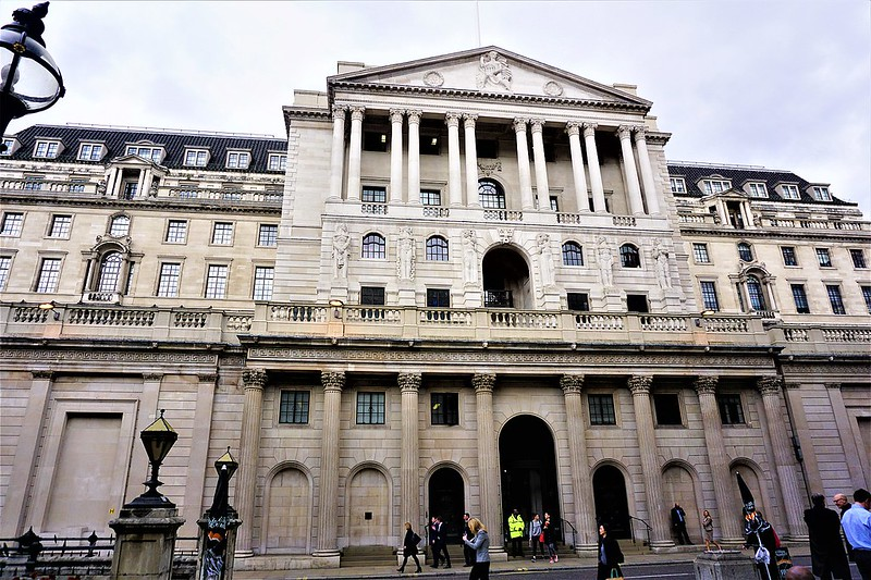 Bank of England Museum exterior.