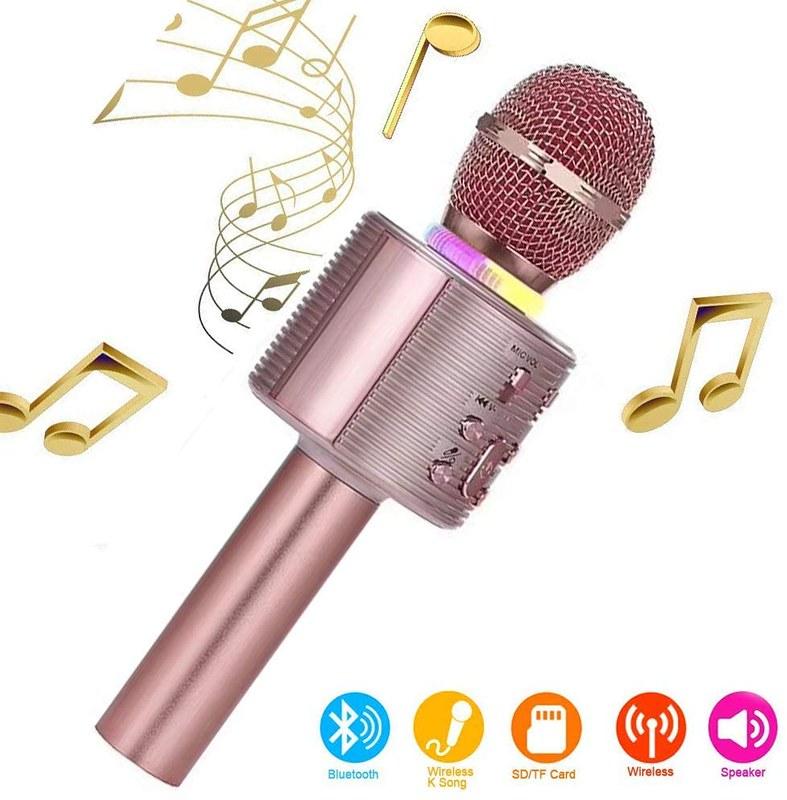 Allcele Wireless Karaoke Microphone.