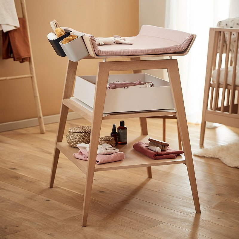 Leander Linea Changing Table.
