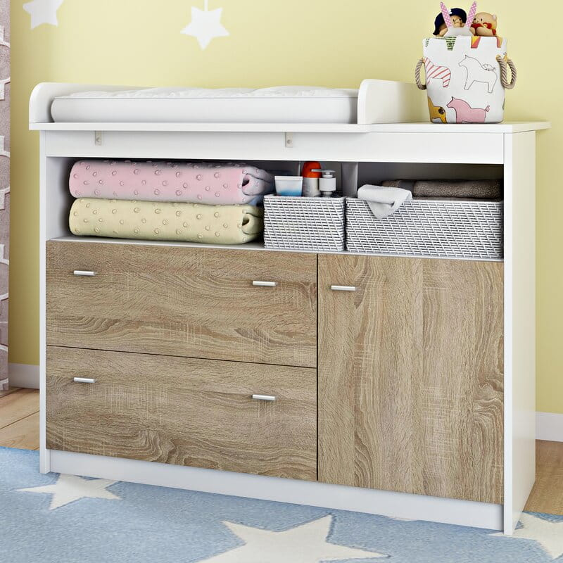 Mack And Milo Ansel Moritz Changing Table.